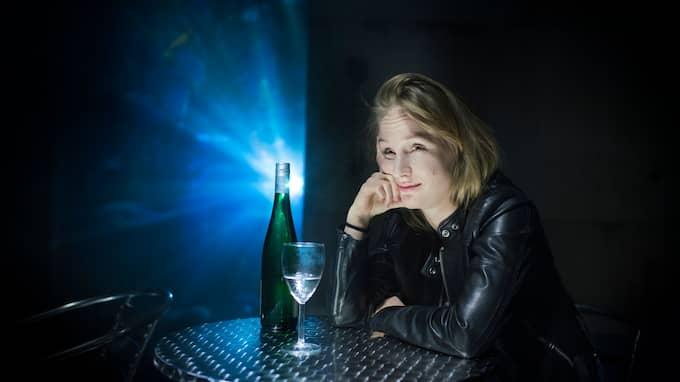 """Maia Hansson Bergqvist i """"Ocean"""". Foto: Markus Gårder."""