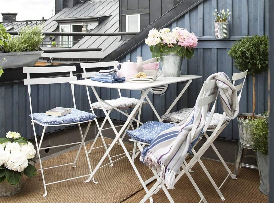 Gör balkongen till din oas Leva& bo