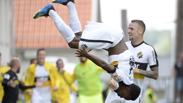 Rashidi frälser AIK i debuten - se drömmålet