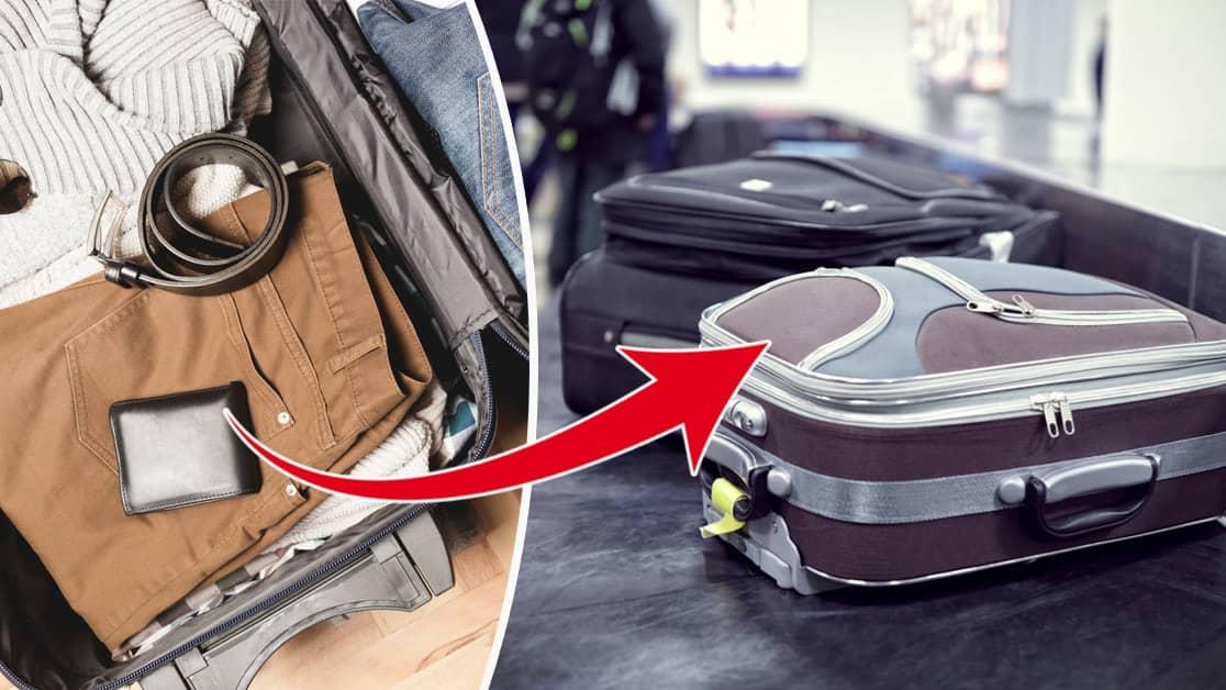 Tipsen: Så skyddar du din resväska | Allt om Resor