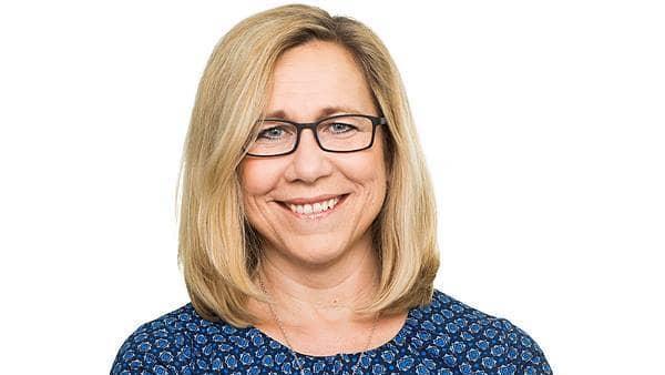 Helene Odenjung (L), oppositionsråd i Göteborg. Foto: ANNA SIGVARDSSON