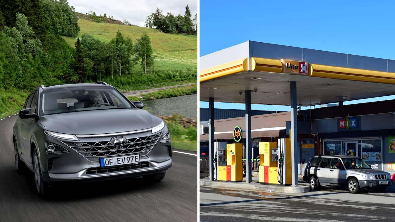 Mercedes satsar pa vatgas och bransleceller