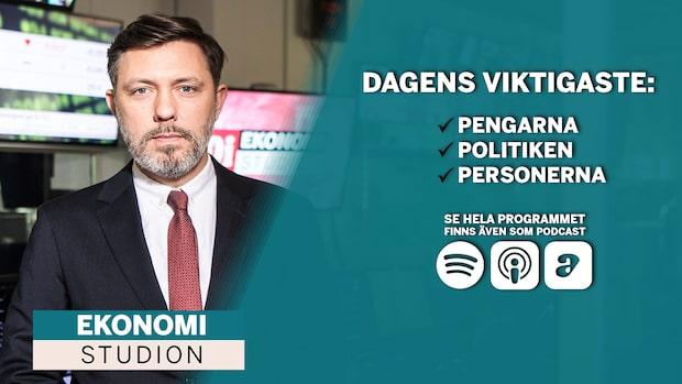 """Ekonomistudion 27 november: """"Vi är besvikna på vad det allmänna ger oss"""""""
