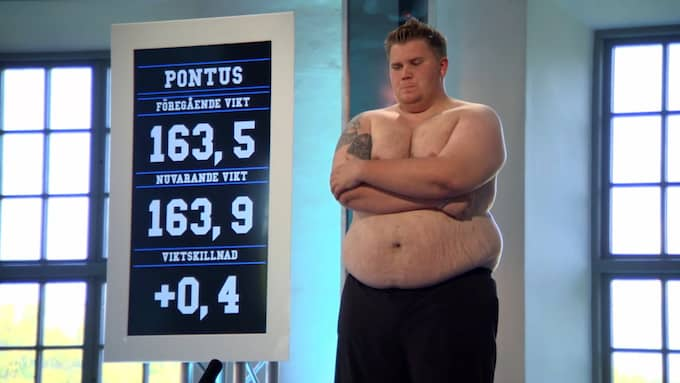 """Han är kritisk till det stöd deltagarna fick under programtiden, säger han i """"Malou efter tio."""" Foto: TV4"""