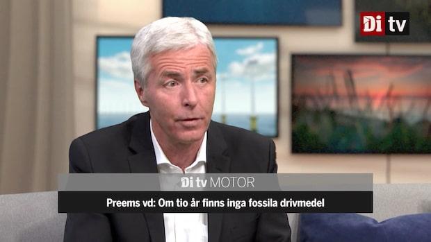 """Preems vd: """"Vi är på god väg att bli klimatneutrala"""""""