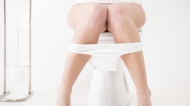 hur mycket urin kissar man