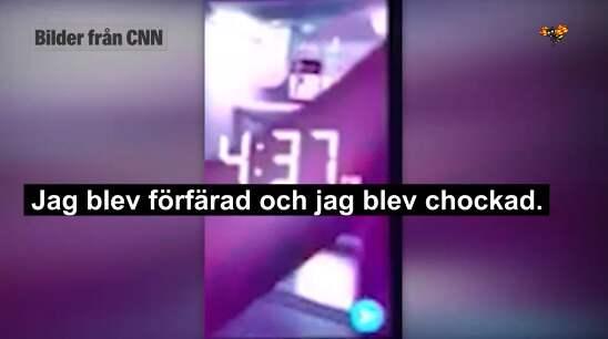 Foto: Expressen TV/CNN