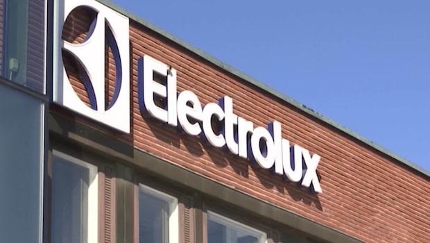 Svenska Electrolux fryser planerad miljardsatsning i USA