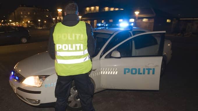 Ett stort gängkrig har drabbat Köpenhamn. Foto: JOACHIM WALL