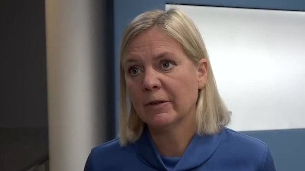 """Magdalena Andersson (S): """"Mitt hjärta klappar lite extra för de äldre"""""""