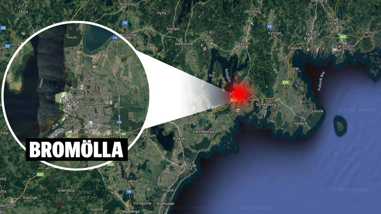 Nyinflyttade p Tullavgen 5, Bromlla | omr-scanner.net