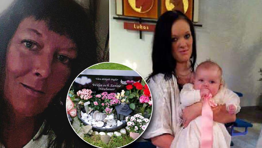 Myran Johansson, 47, i Uddevalla hade precis blivit mormor till