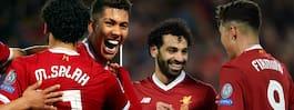 Liverpool krossade Roma – stormar mot CL–finalen