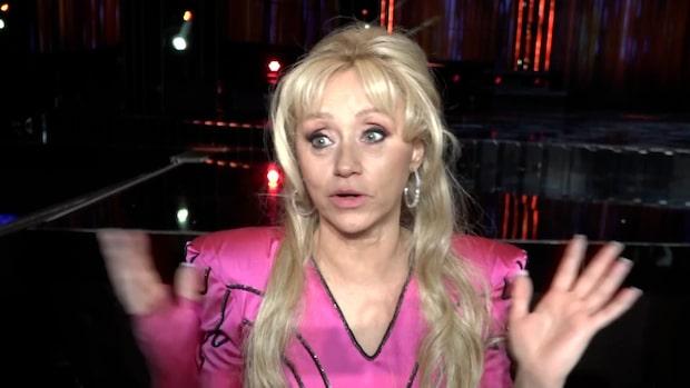 """Nanne Grönvall: """"Inte tagit koreografi på tolv år"""""""