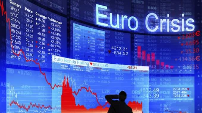 Vägs ände. Eurolånens villkor är baserade på en orimlig uppskattning av framtida tillväxt. Foto: Robert Churchill