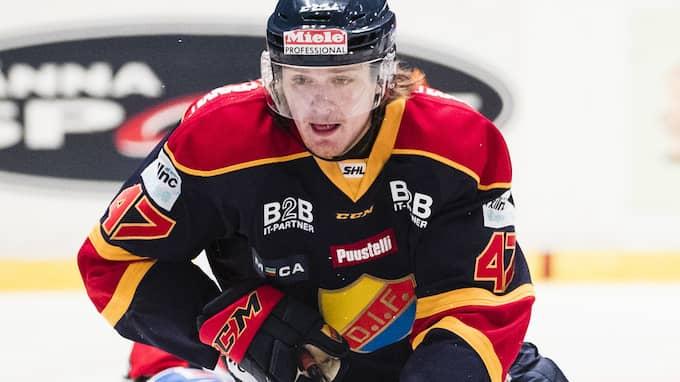 Linus Johansson har drabbats av diabetes. Foto: ANDREAS L ERIKSSON / BILDBYRÅN