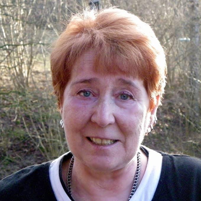 Carina, 58, fick rådet att detoxa sig i stället för att ta medicin. Foto: PRIVAT