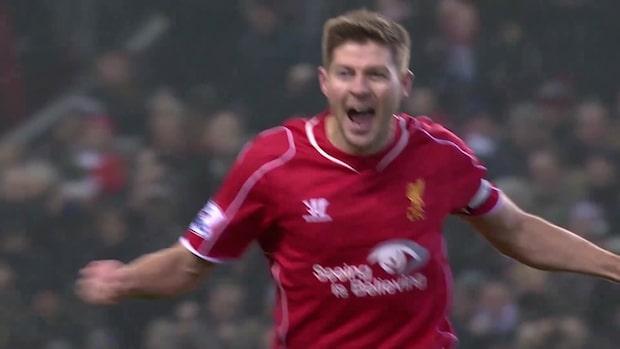 """Jonas Olsson om Gerrard: """"Han hade allt"""""""