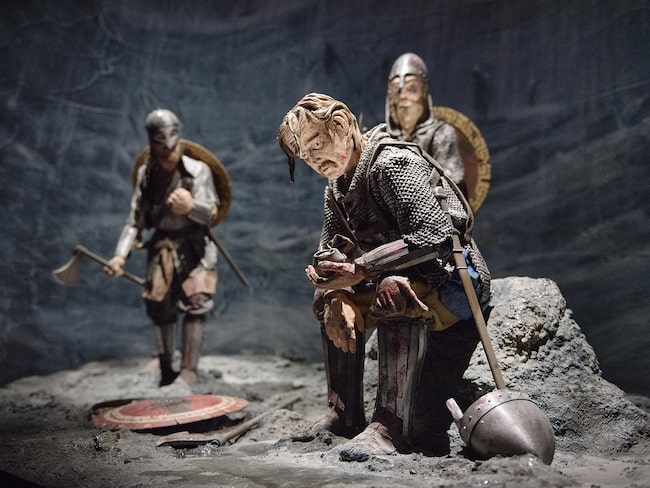 Nu öppnar det första museet i Sverige som är helt tillägnat vikingatiden.