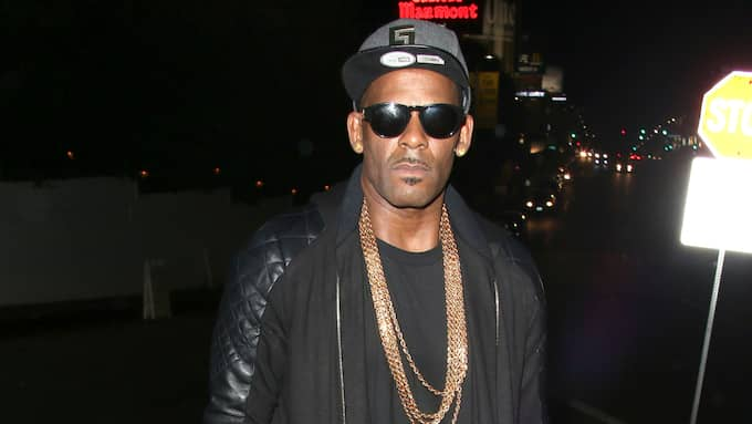 R Kelly Foto: DAVID TONNESSEN,PACIFICCOASTNEWS / STELLA PICTURES PACIFICCOASTNEWS