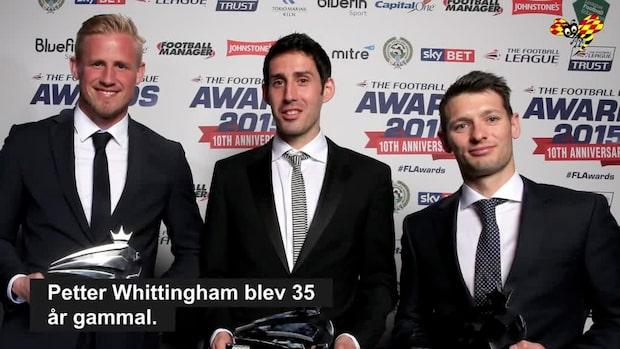 England i sorg efter Peter Whittinghams tragiska olycka