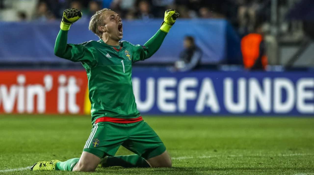 Frankrike kan forstarka u21 landslaget