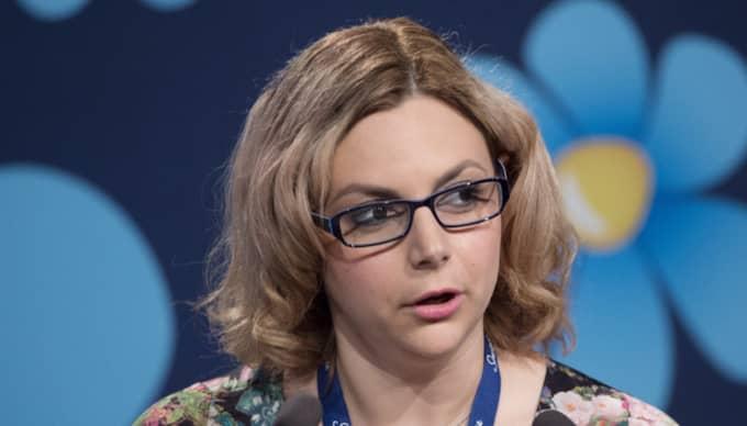 Paula Bieler, riksdagsledamot SD Foto: Sven Lindwall