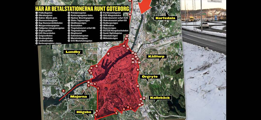 I Dag Infors Nya Skatten I Goteborg Gt