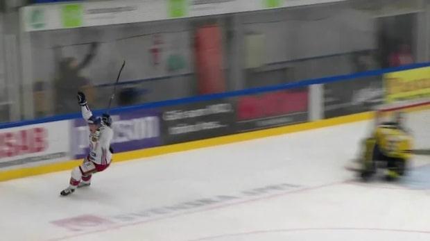 Oskarshamns kross mot Södertälje