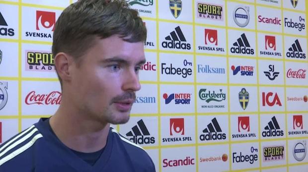 """Mikael Lustig kritisk mot Nations League: """"Håller med"""""""