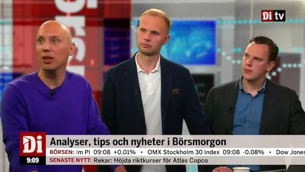 """Skogman om Ratos: """"Jag hoppar Ratos"""""""