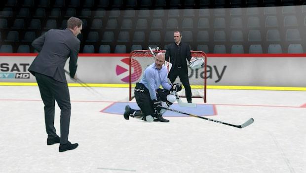 """Hockeyklubben–Eriks hockeyskola: """"Det här får man inte göra"""""""
