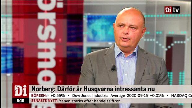 Georg Norberg: Därför är Husqvarna intressanta nu