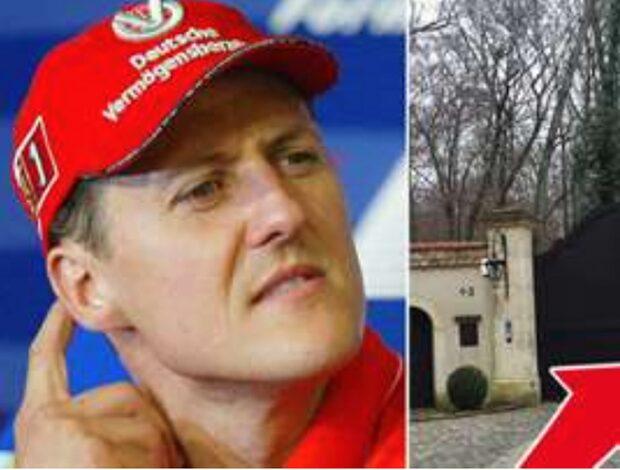 Så lever Schumacher idag - tre år efter olyckan
