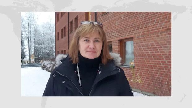 """Jenny Örnberg: """"Viktigt att vi får enas i manifestationen"""""""