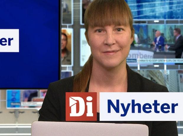 Di Nyheter 13.00 7 sep - EMU-länders tillväxt tar fart