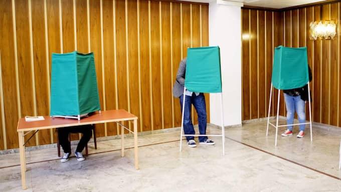 Det är demokratiutredningen som föreslår sänkt rösträttsålder. Foto: Sanna Dolck