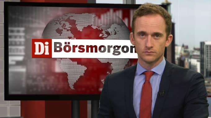 Tomas Kvarnkullen, programledare för Börsmorgon.