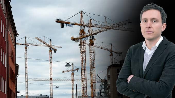 Om konjunkturen vänder lär alla inse att regeringen inte har någon plan, skriver Patrik Kronqvist.