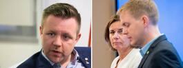 C-strategin för att nå  makten: Locka över MP