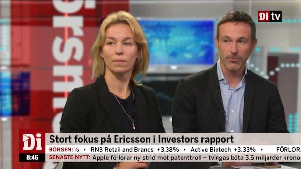 Investor ökar substansvärdet med en procent