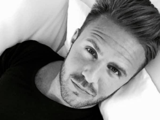 """Sebastian Ljungberg är nya """"Bachelor"""" i Sjuan."""