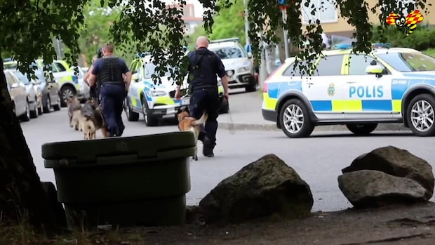 Man död efter skjutning i Rinkeby