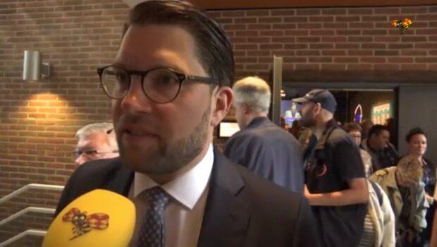 Åkesson: Redo att kompromissa om allt