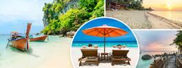 Thailands 10 härligaste öar