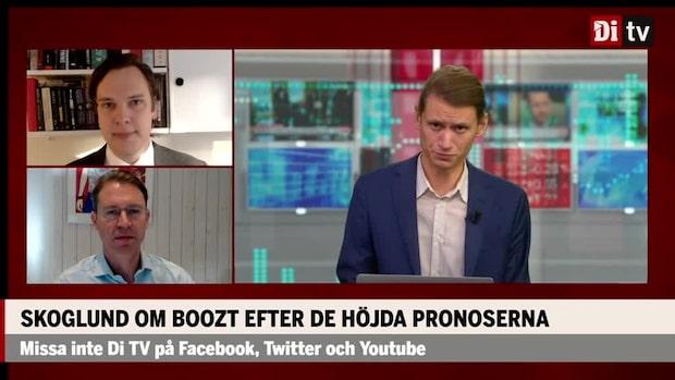 Fredrik Skoglund tror på fortsatt god tillväxt för Boozt