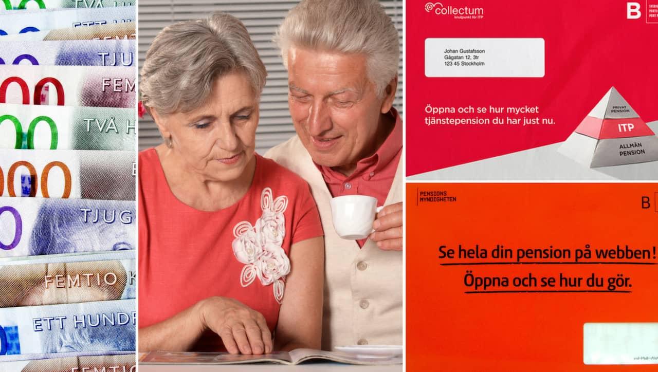 Få gratis tips till pensionssparande