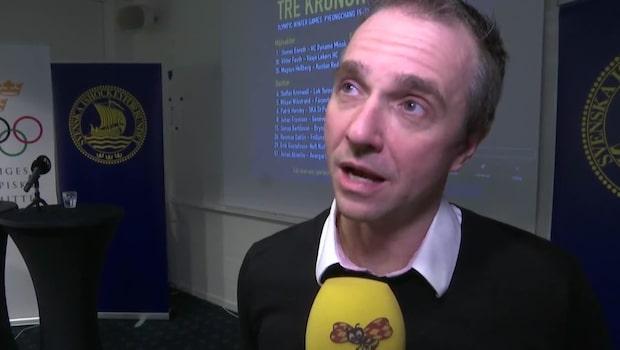 Magnus Nyström: Saknar ett namn i OS-truppen