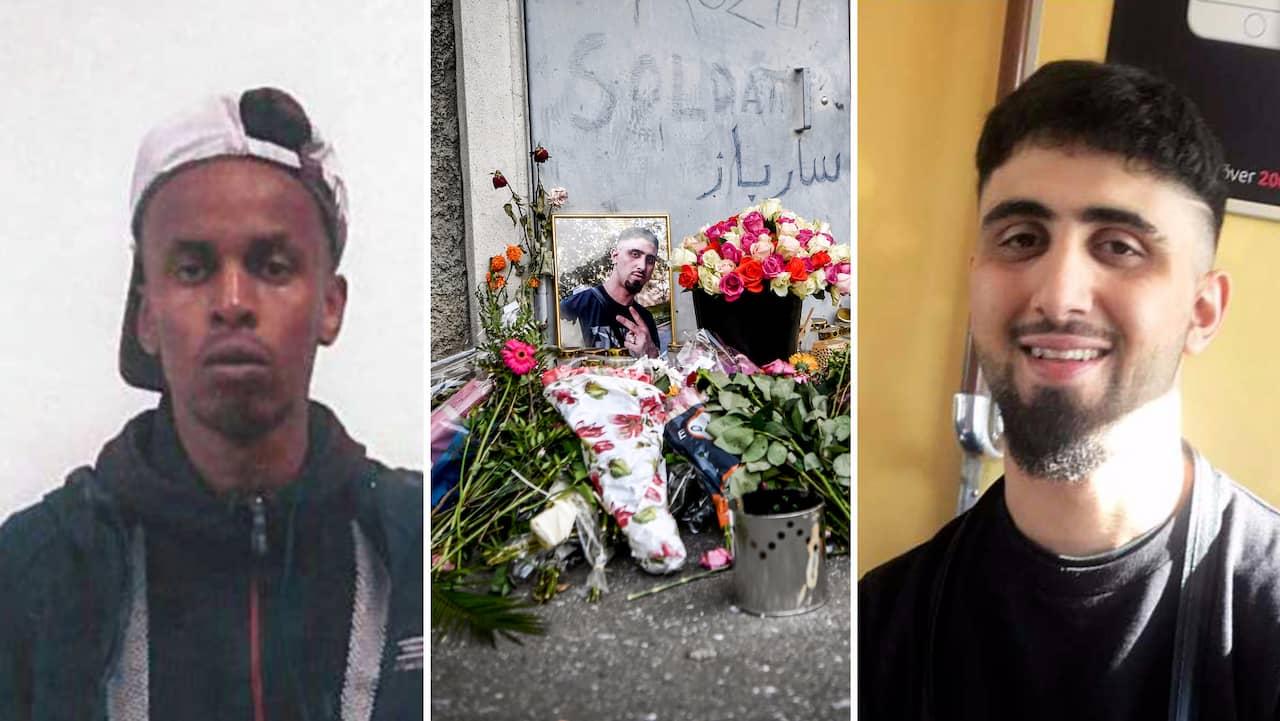 Fuad Ali, 20, mördade rapparen Rozh Shamal