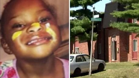Tvåårig flicka sköts ihjäl – hamnade mitt i skottlossning